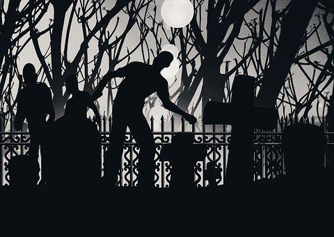 Шла домой через кладбище и уронила ключи в сугроб
