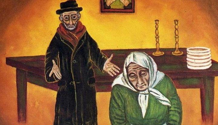 Для всех мам! Еврейская притча. Жила-была бедная еврейская семья. Детей было много, а денег мало